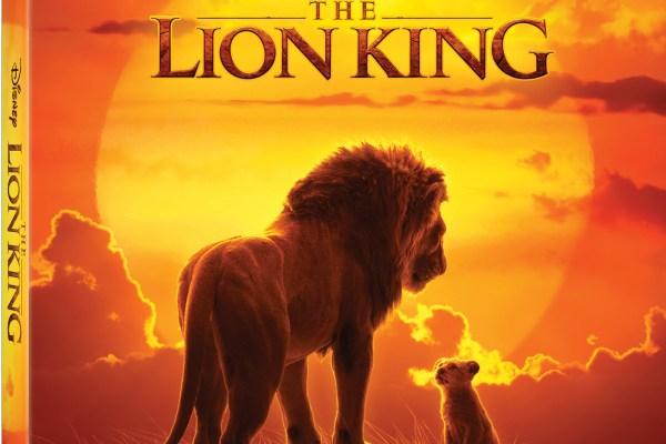 Disney's The Lion King (2019) Digital Copy Giveaway {3 Winners} #LionKing