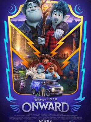 FREE Disney Pixar's ONWARD Advance Movie Screening Passes – King of Prussia PA