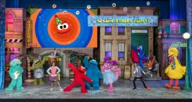 Sesame Street Live! Let's Party! Coming to Philadelphia April 16th – 19th {& a Ticket Giveaway}