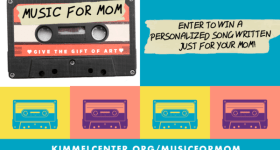 Kimmel's Music for Mom Mother's Day Contest: Enter to Win a Personalized Song for Your Mom