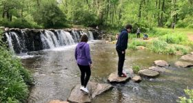 Delaware County PA and Surrounding Area Trails, Parks and Places to Walk and Hike
