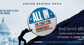 FREE Movie Screening Passes to See ALL IN: THE FIGHT FOR DEMOCRACY at Philadelphia Area Shankweiler's Drive-In