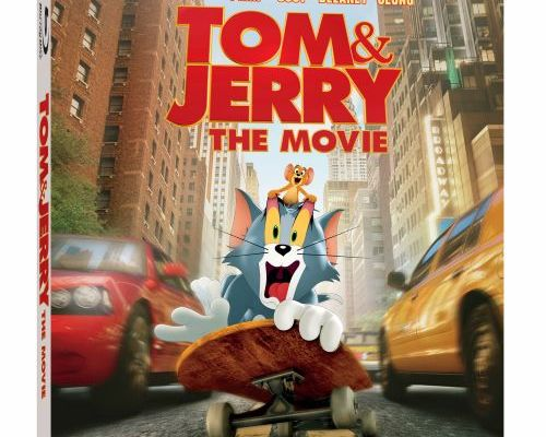 """""""Tom & Jerry"""" Now on Premium VOD & Coming to Blu-ray, DVD & Digital May 18th {& a Giveaway}"""