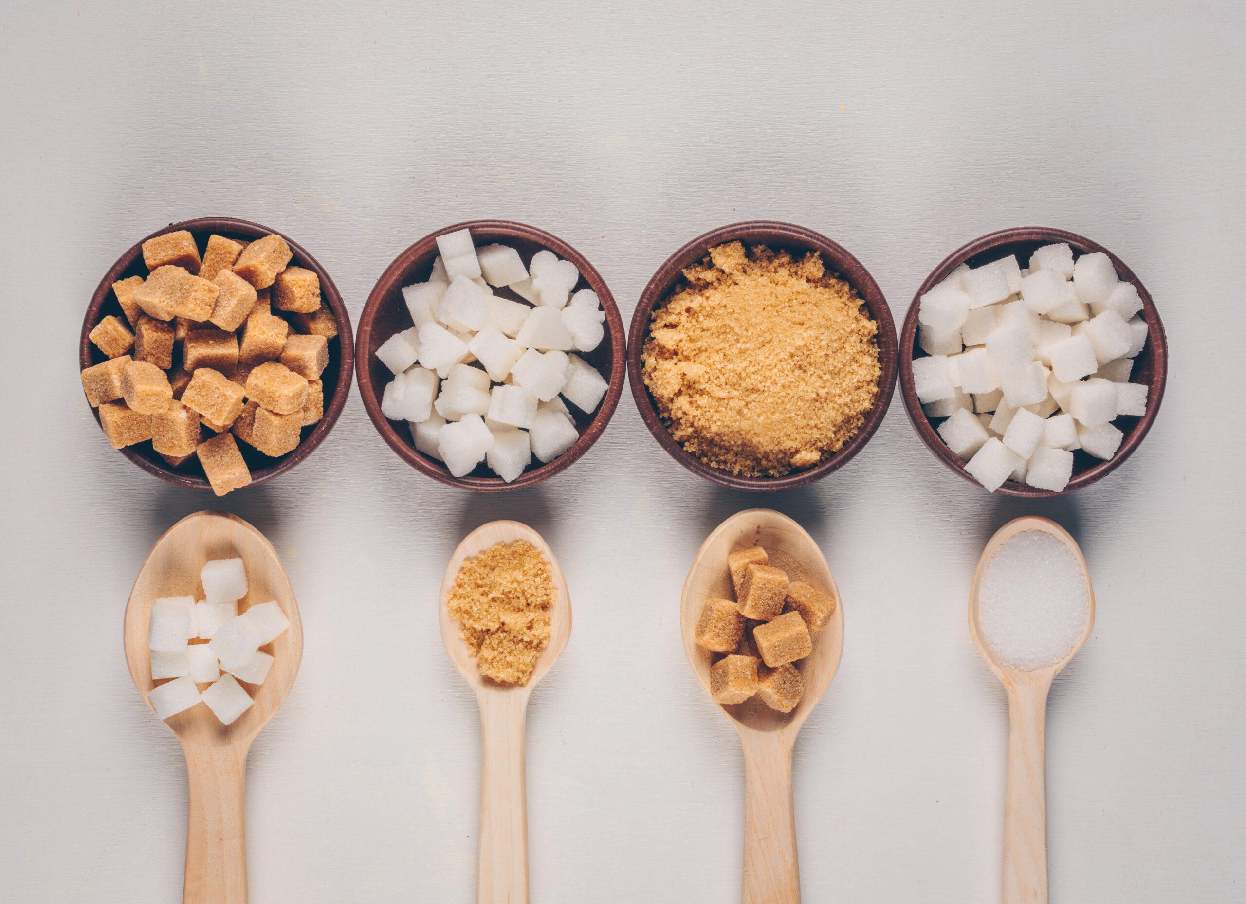 El papel del azúcar en la acumulación de grasa corporal
