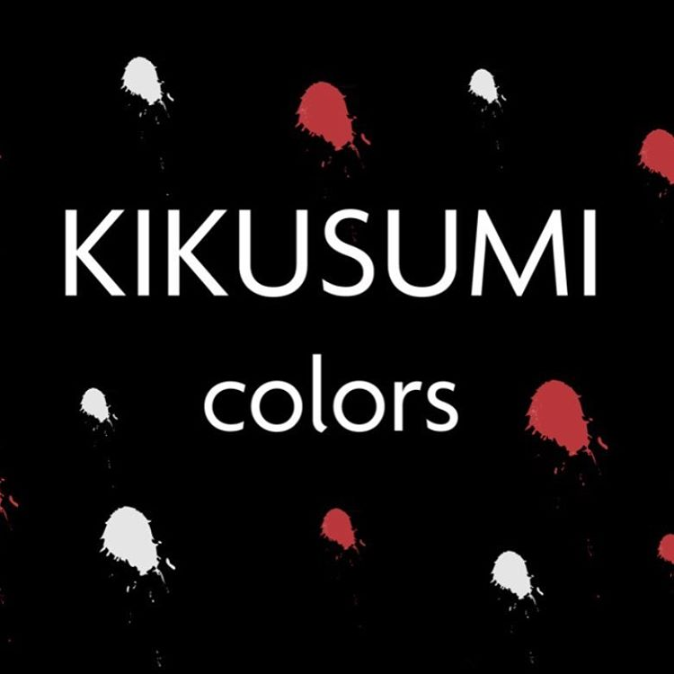 Graphics for Kikusumi Colors ad campaign 2017 kikusumi kikusumiknife adhellip