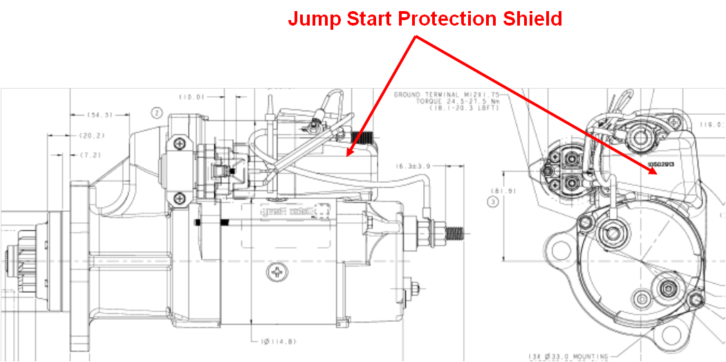 10478932 42MT New Starter