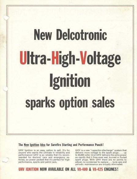 UHV sales ad1