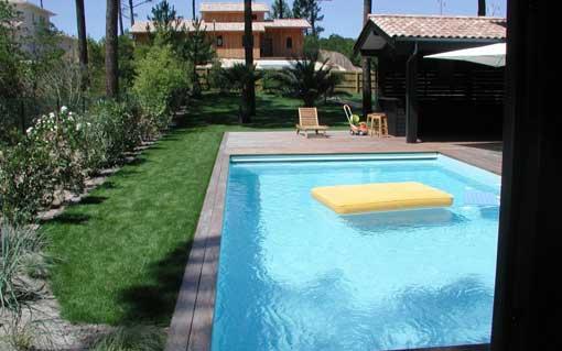 Entretien de piscine
