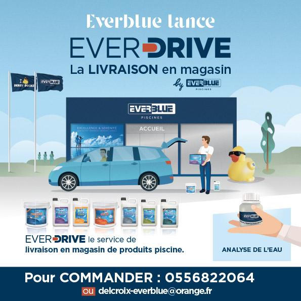 Le Drive Everblue