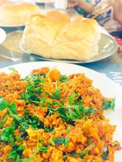 Keema Ghotala at Cafe Colony