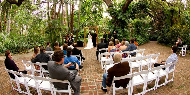 Sunken Gardens Wedding.Check Out The Bridal Show At The Beautiful Sunken Gardens In