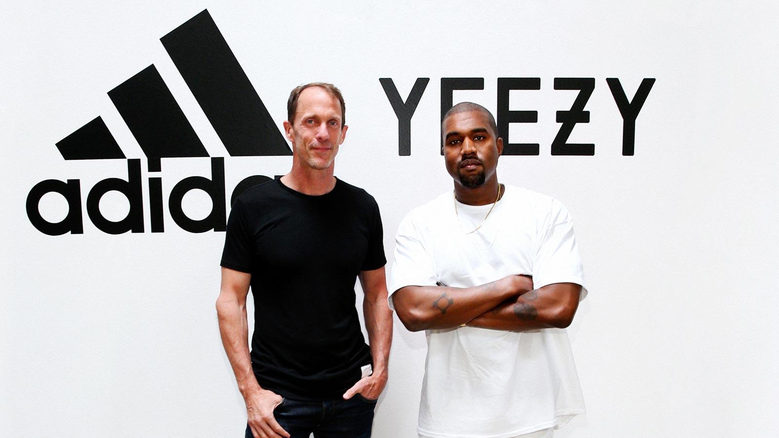 adidas CMO, Eric Liedtke + Kanye West