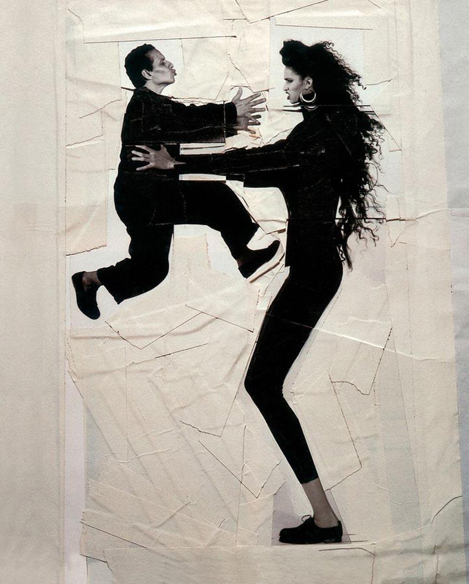 Azzedine Alaia x Farida-Khelfa (1985), Jean-Paul Goude