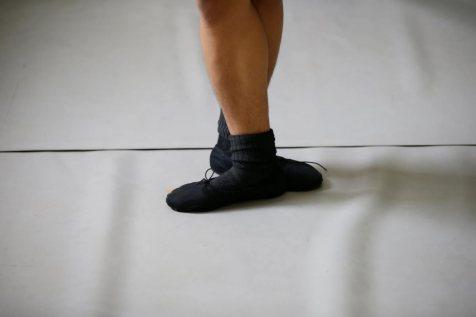 First position in ballet class | Kim Hong-Ji/Reuters