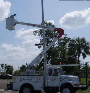 Pole Light Repair