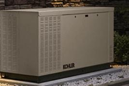 Kohler Generator Certified