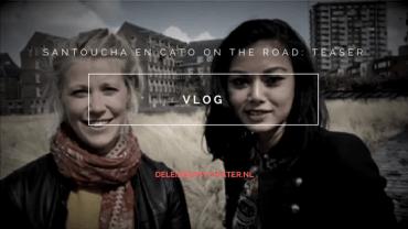 Santoucha en Cato on the road tegen stigma psychiatrie- teaser