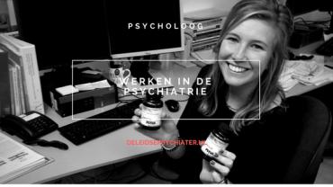Als psycholoog werken in de psychiatrie