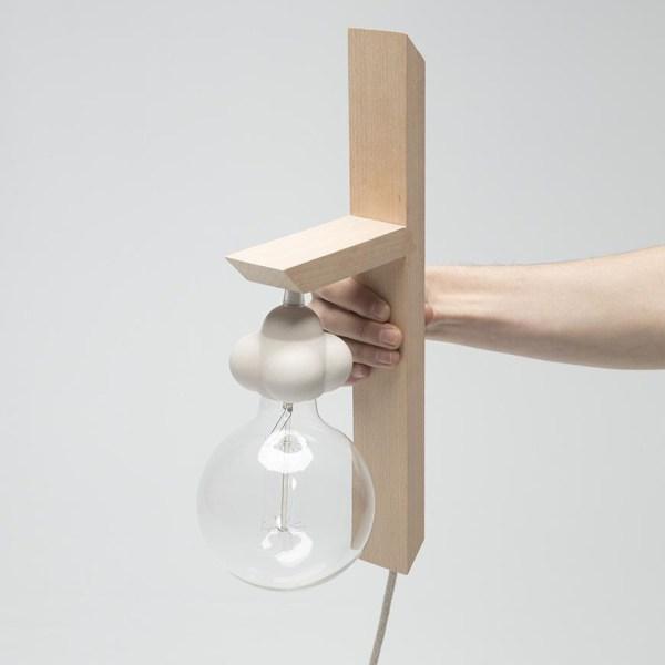 Lámpara Atomo de Juan Ruiz Rivas