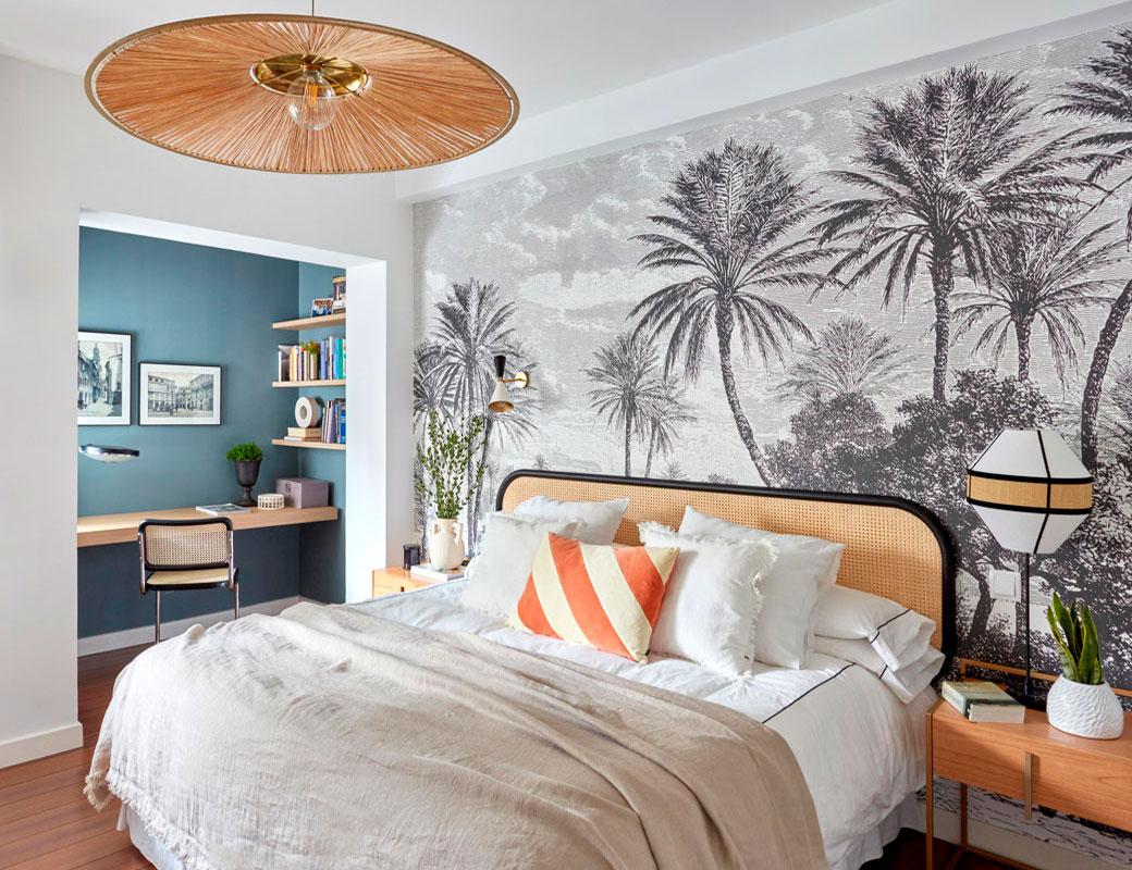 Decoración contemporánea para un apartamento en España