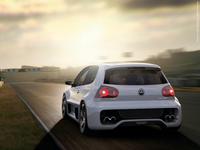Volkswagen Studie Golf GTI W12
