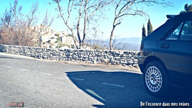 #23Lancia Delta HF Integrale Evo1 WRC VerdeYorkQ