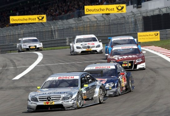 Motorsports / DTM: german touring cars championship 2010, 5 Rennen Nuerburgring