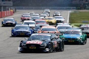 Motorsports / DTM 2013, 1. Rennen Hockenheim (D)