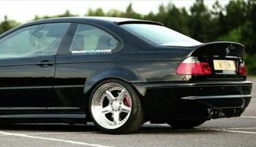 BMW E46 Swap V10 M5 …Tueuse de pneus !rouearr