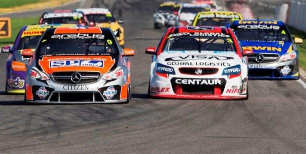 V8 Supercars 2013 - Rétrospectiveinrace