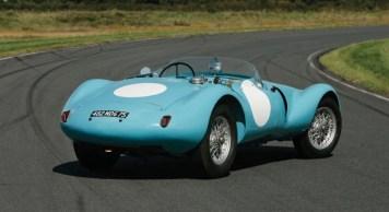 Gordini type 24S arrière
