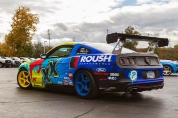 2014 ROUSH Racing World Challenge Car 2