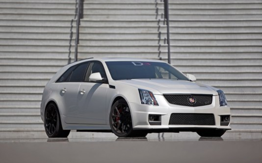 Cadillac CTSV D3 break