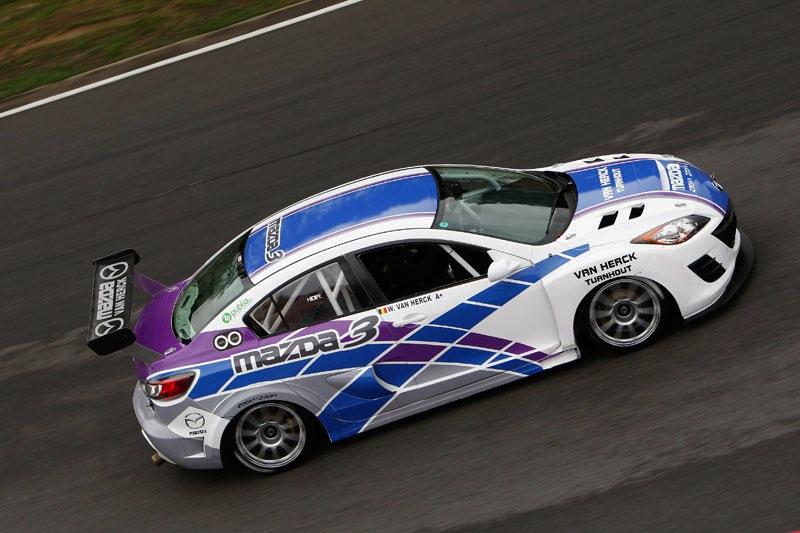 Mazda 3 tri rotor