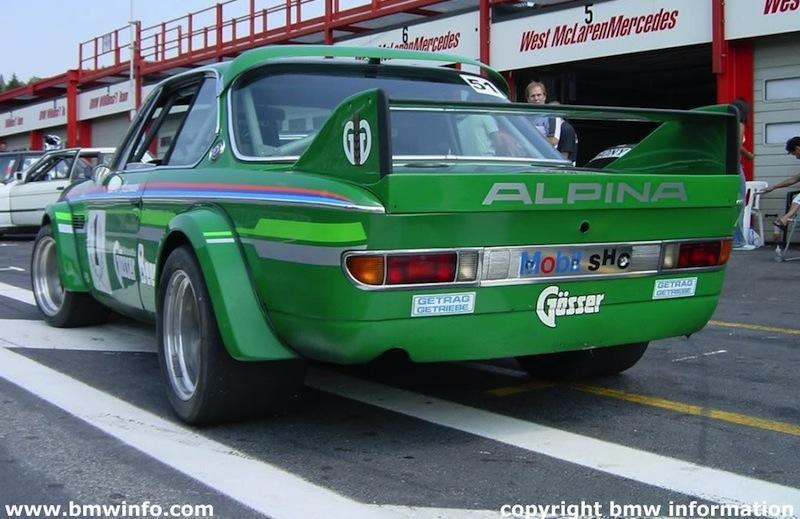 Alpina 3.0 CSL Spa QQ