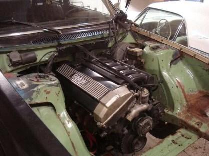 Coupé 242 stance Swap BMW1000
