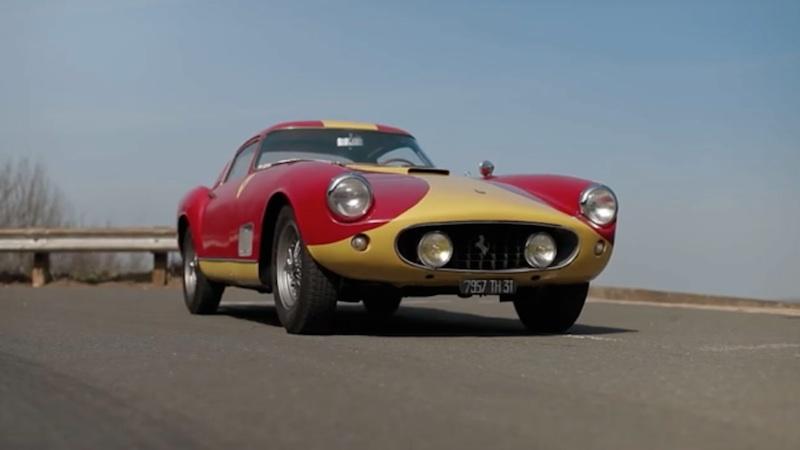 Ferrari 250 GT TDFstatic