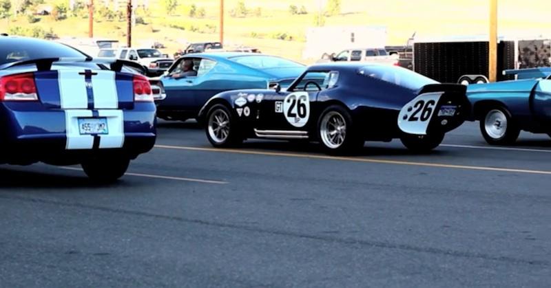 Shelby Cobra Daytona Coupestatic