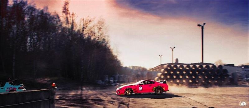 Supra Pink RS Design 20
