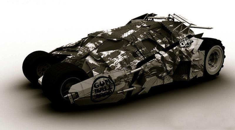 DLEDMV_Team_Galag_Gumball_3000_Batmobile
