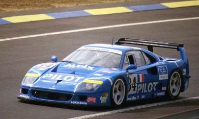 DLEDMV_LeMans_95_Onboard_McLarenF1_F40Pilot