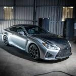 Lexus peaufine sa RCF et envoie un message fumant ! 36