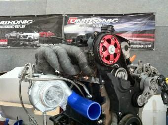 Octavia RS Bimoto #10