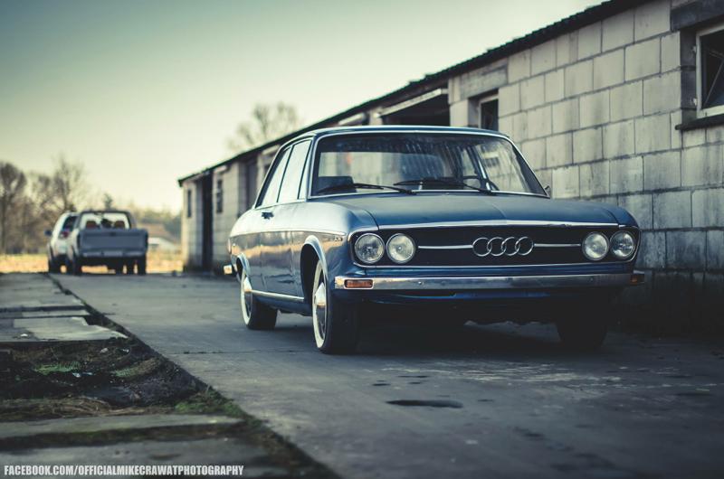 DLEDMV Audi 100 LS Mike Crawat06