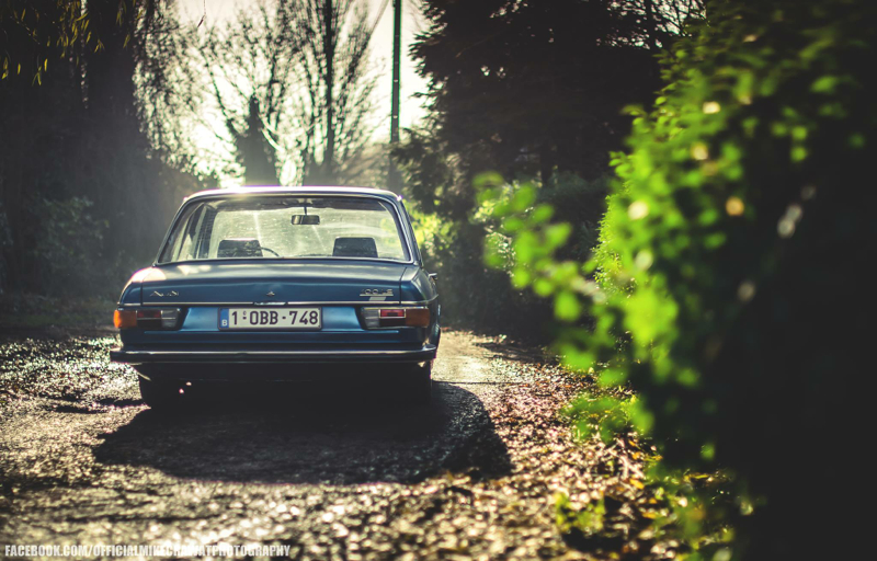 DLEDMV Audi 100 LS Mike Crawat09