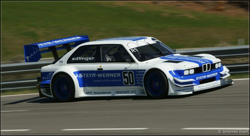 DLEDMV BMW 320i IRL EVO Hillclimb 04