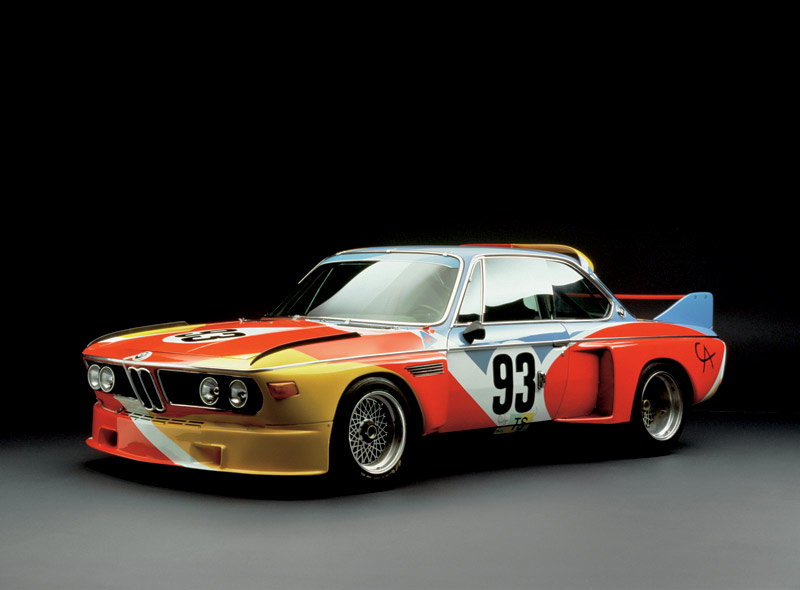 DLEDMV BMW Art Cars Herve Poulain05