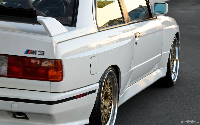 DLEDMV BMW M3 E30 EAS White Alpine09