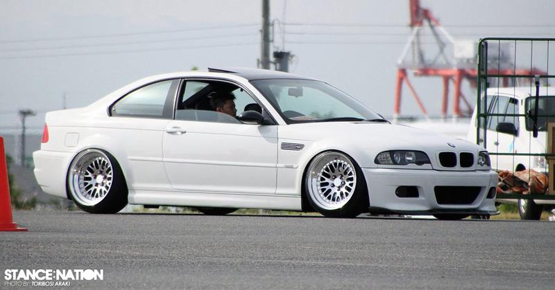 DLEDMV BMW M3 E46 Snow White 06