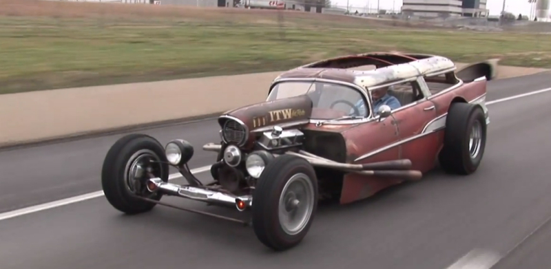 DLEDMV Chevy BelAir Wagon Rat Rod 02